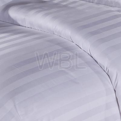 100% Cotton stripe bedding set sheet manufacture bed sheets cotton bedding for school bed