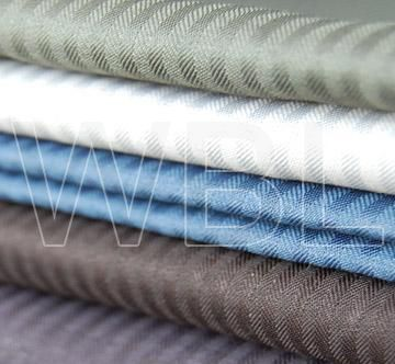 100%Polyester herringbone fabric used for pockeing and lining
